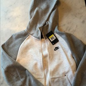 NEW Men's Nike Sportswear Tech Fleece Zip Hoodie